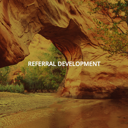Referral Development